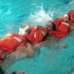 STCW - personal survival and sea rescue
