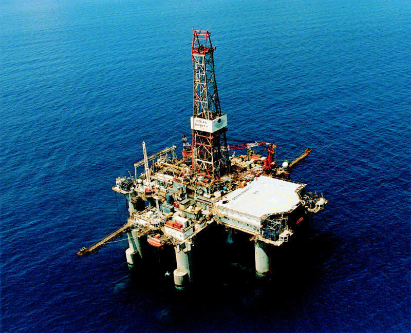 STCW needed for Oil rig, offshore drilling